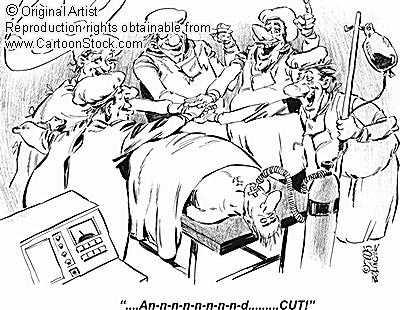 Scalpel Comic