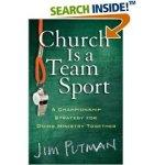 Church is a Team Sport by Jim Putman